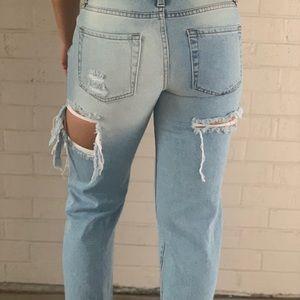 Fashion Nova size 7 Jeans